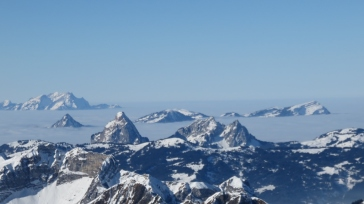 Mythen im Nebelmeer