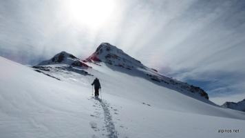 zum Gipfel der Bütlasse
