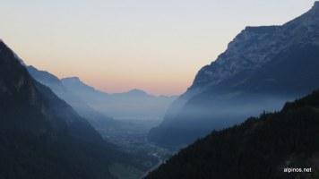 morgens im Reusstal
