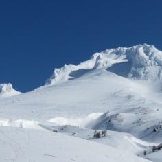 Blick zum Mount Hood