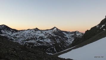 Blick vom Futschölpass nach Süden