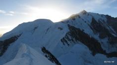 unser Weg zum Montblanc