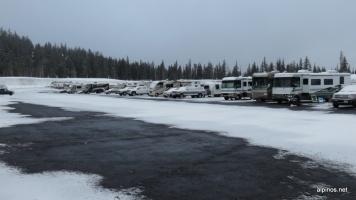 Mobile Homes am Mt.Bachelor Skiresort