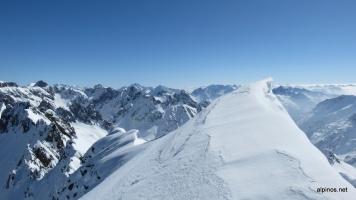 Gipfelwächte des Stössenstocks
